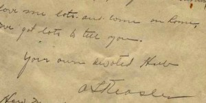 Gus Keasler Letter Sig 2